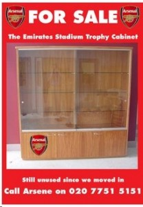 Just Some Great Pics Of Arsenals Grand Trophy Collection Time To Be An Arsenal Fan