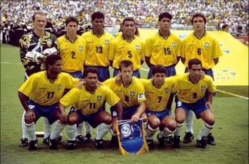 巴西世界杯主力阵容_历届世界杯冠军队阵容-天下足球-直播吧论坛