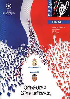 历届欧冠决赛logo海报回顾
