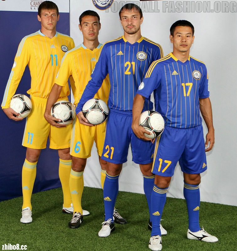 2012年世界足球球衣(9月份)图片