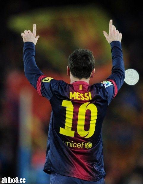 梅西进球庆祝图片